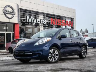 Used 2016 Nissan Leaf SV for sale in Orleans, ON