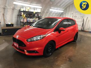 Used 2014 Ford Fiesta ST *  Navigation * Sunroof * RECARO BUCKETS (Leather/Cloth interior) * Voice recognition * Phone connect * Ford SYNC Microsoft * Passive entry * Keyle for sale in Cambridge, ON