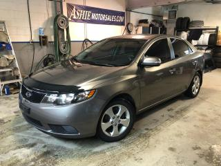 Used 2010 Kia Forte for sale in Kingston, ON