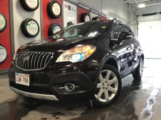 Used 2015 Buick Encore Premium for sale in Moncton, NB