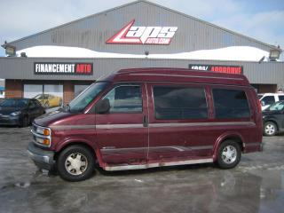 Used 1997 Chevrolet G-Series Van ***CAMPER*** for sale in Ste-Catherine, QC