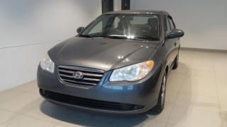Used 2008 Hyundai Elantra Berline 4 portes, boîte automatique, GL for sale in St-Raymond, QC