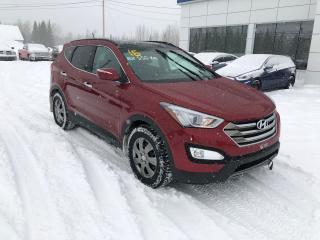 Used 2016 Hyundai Santa Fe Sport 2.4L awd SE for sale in Val-D'or, QC