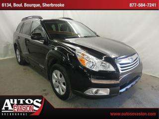 Used 2012 Subaru Outback Awd + Familiale for sale in Sherbrooke, QC
