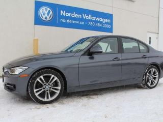 Used 2014 BMW 3 Series 320i xDrive AWD - LEATHER / HEATED SEATS for sale in Edmonton, AB