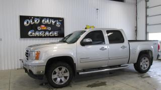 Used 2012 GMC Sierra 1500 SLE 4WD 5.3 V8, Clean for sale in Chatsworth, ON