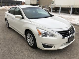 Used 2015 Nissan Altima CVT 2.5 for sale in Toronto, ON