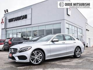 Used 2017 Mercedes-Benz C 300 PREMIUM PLUS | ADAPTIVE LED | AMG | PARK ASSIST for sale in Mississauga, ON