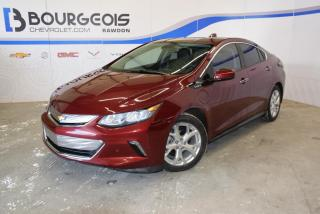 Used 2017 Chevrolet Volt *** PREMIER, GARANTIE PROLONGÉE 5ANS/100000 KM*** for sale in Rawdon, QC