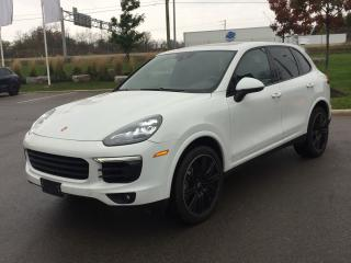 Used 2016 Porsche Cayenne S|Premium Package PLUS|Sport Chrono/21Wheels for sale in North York, ON