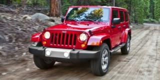 Used 2014 Jeep Wrangler Unlimited Sahara for sale in Listowel, ON