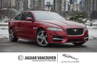 Used 2018 Jaguar XF 25t 2.0L AWD R-Sport *Certified Pre-Owned! for sale in Vancouver, BC