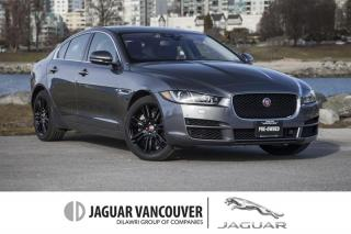 Used 2018 Jaguar XE 25t 2.0L AWD Prestige (2) *Certified Pre-Owned Warranty! for sale in Vancouver, BC
