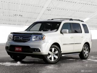 Used 2014 Honda Pilot Touring USED SALES TEAM NOW IN THE MAIN SHOWROOM for sale in Waterloo, ON