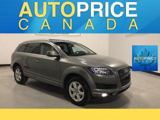 Used 2015 Audi Q7 3.0T Progressiv NAVIGATION|PANOROOF|LEATHER for sale in Mississauga, ON