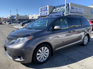 Used 2011 Toyota Sienna XLE 7 Passenger LEATHER|SUNROOF|CAMERA|HEATED SEATS|ALLOYS for sale in Concord, ON