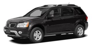 Used 2008 Pontiac Torrent for sale in Coquitlam, BC