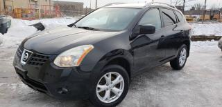 Used 2008 Nissan Rogue AWD 4dr SL for sale in Burlington, ON