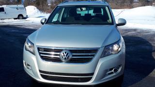 Used 2010 Volkswagen Tiguan COMFORTLINE for sale in Carp, ON