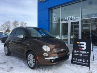 Used 2013 Fiat 500 C Lounge One Owner for sale in Gatineau, QC
