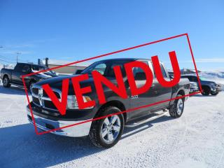 Used 2015 RAM 1500 Cabine muliplaces 4RM, 140,5 po SLT for sale in Lévis, QC