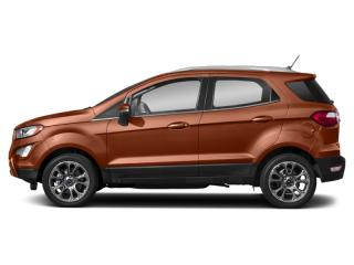 New 2019 Ford EcoSport Titanium 4WD for sale in Winnipeg, MB