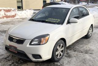 Used 2011 Kia Rio EX CONVENIENCE for sale in Midland, ON