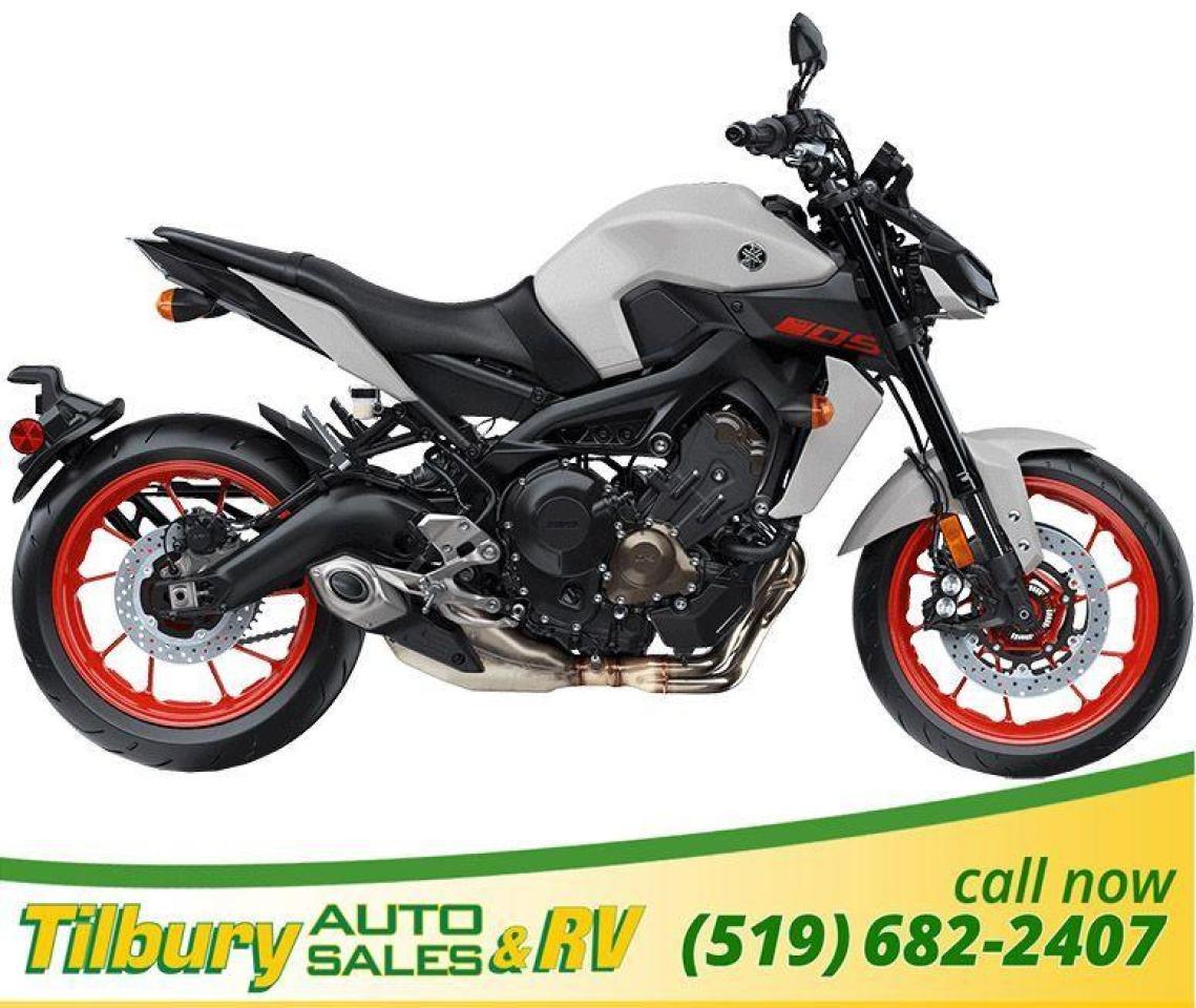 2019 Yamaha MT-09