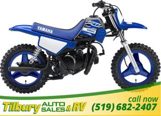 New 2019 Yamaha PW50 GREAT KIDS BIKE! for sale in Tilbury, ON