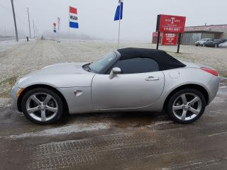 Used 2007 Pontiac Solstice CONVERTIBLE for sale in London, ON