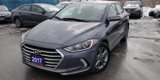Used 2017 Hyundai Elantra GL|Alloy Rims| Rev Cam | HTD Seats | HTD Steering for sale in BRAMPTON, ON