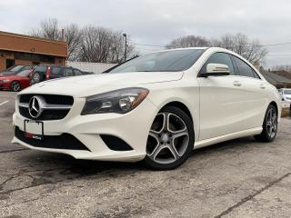 Used 2015 Mercedes-Benz CLA-Class CLA250 4MATIC-HTD SEAT-BT AUDIO-NO ACCIDENT for sale in Mississauga, ON