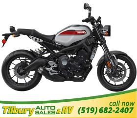 New 2019 Yamaha XSR900 Liquid-cooled, 847 cc inline 3-cylinder for sale in Tilbury, ON