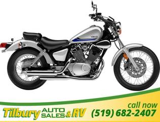 New 2019 Yamaha V-Star 250 Perfect for novice riders for sale in Tilbury, ON