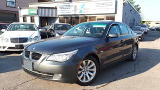 Used 2008 BMW 5 Series 528i FREE WINTER TIRES for sale in Etobicoke, ON