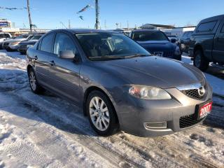 Used 2007 Mazda MAZDA3 GS, Accident Free, Certified, Warranty for sale in Woodbridge, ON
