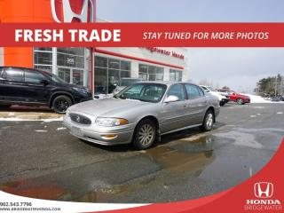 Used 2005 Buick LeSabre Custom  for sale in Bridgewater, NS
