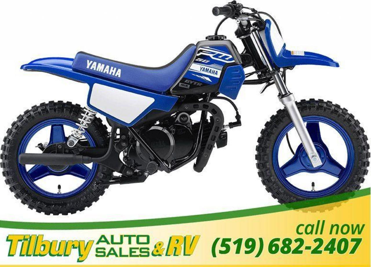 2019 Yamaha PW50 GREAT KIDS BIKE!