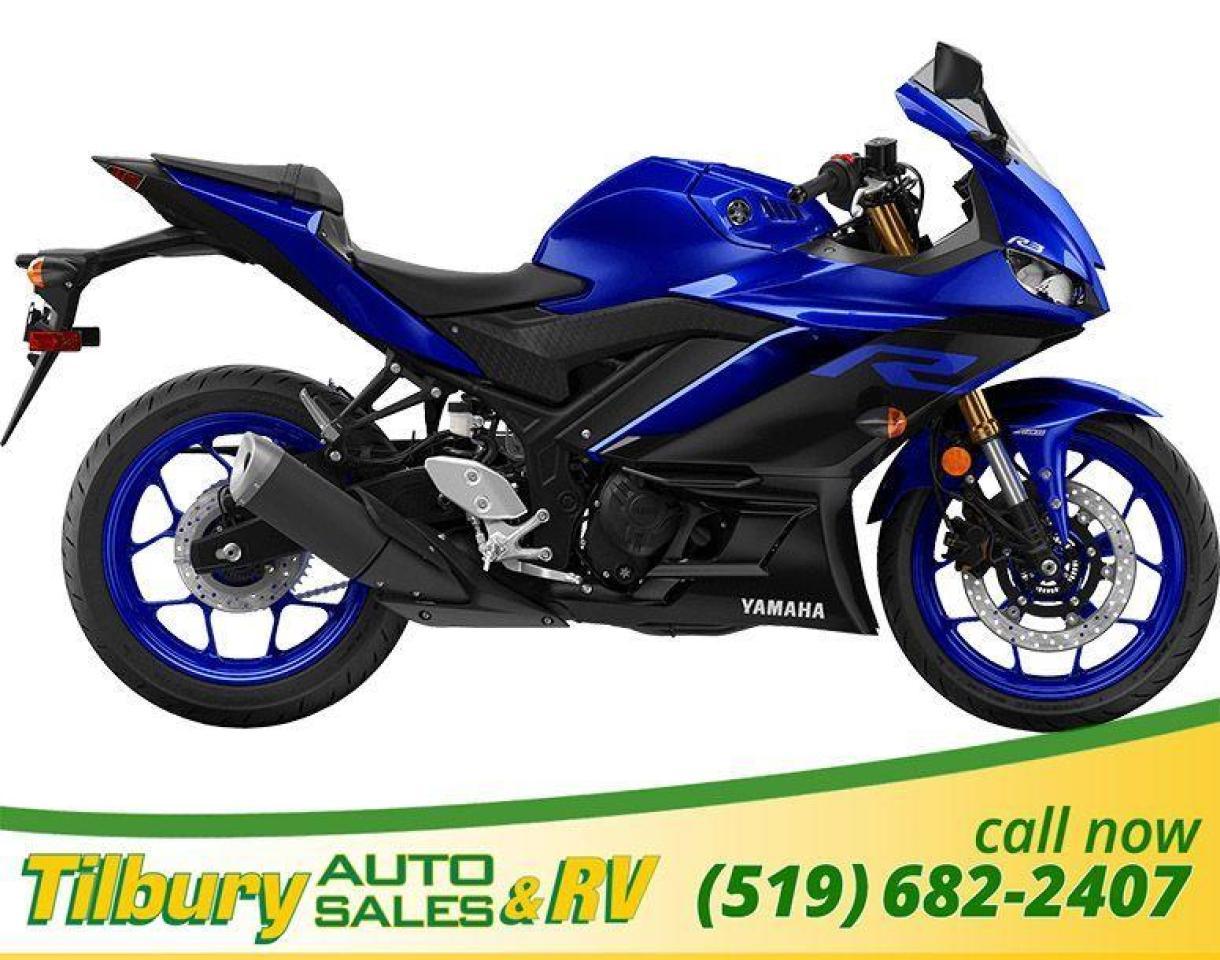 2019 Yamaha YZF-R3 320 cc, DOHC, parallel twin