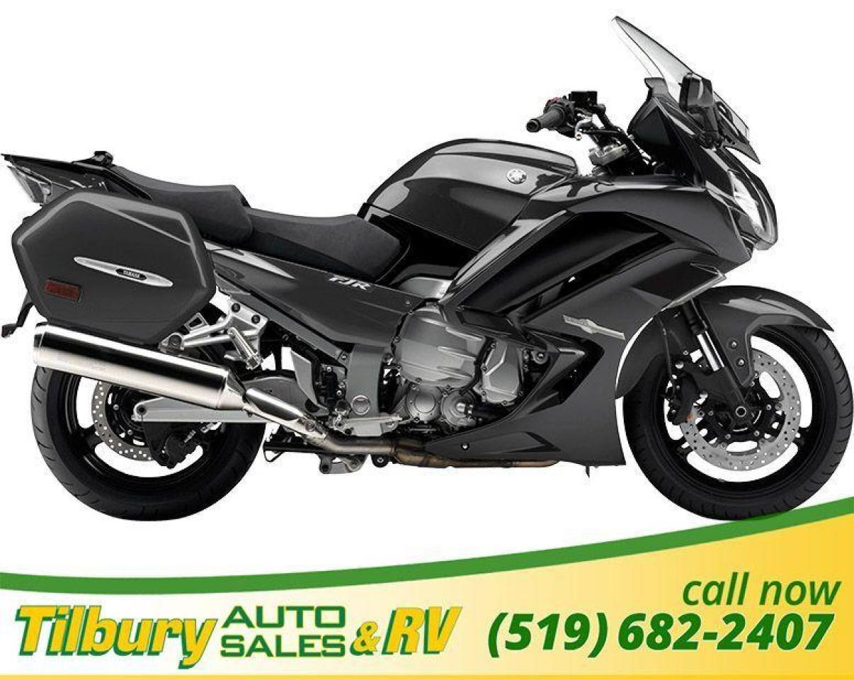 2019 Yamaha FJR1300ES 1298cc, DOHC, 16-valve, liquid-cooled