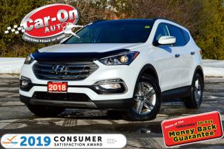 Used 2018 Hyundai Santa Fe Sport 2.4 Luxury LEATHER NAV PANO ROOF REAR CAM LOADED for sale in Ottawa, ON