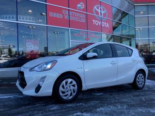 Used 2016 Toyota Prius c eCVT for sale in Surrey, BC