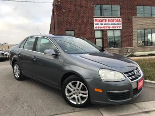 Used 2007 Volkswagen Jetta 2.5 for sale in Rexdale, ON