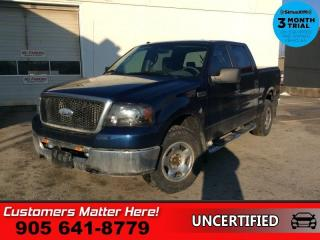 Used 2008 Ford F-150 XLT  4WD SuperCrew 150