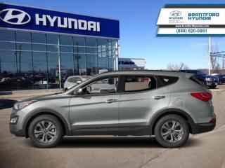 Used 2016 Hyundai Santa Fe Sport - $146.59 B/W for sale in Brantford, ON