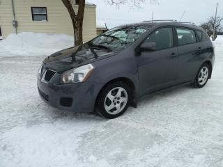 Used 2010 Pontiac Vibe Familiale 4 portes à traction avant for sale in St-Isidore, QC