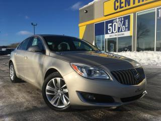 Used 2015 Buick Regal REGAL PREMIUM CUIR MAGS for sale in Lévis, QC