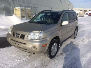 Used 2006 Nissan X-Trail 4 portes XE traction intégrale, boîte au for sale in Quebec, QC