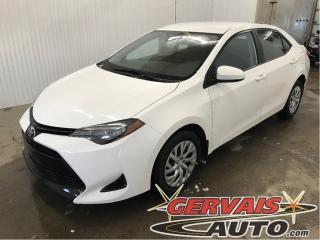 Used 2017 Toyota Corolla Le A/c Bluetooth for sale in Trois-Rivières, QC