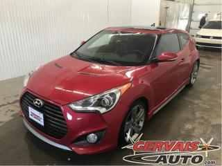 Used 2013 Hyundai Veloster Turbo Gps Cuir Toit for sale in Trois-Rivières, QC